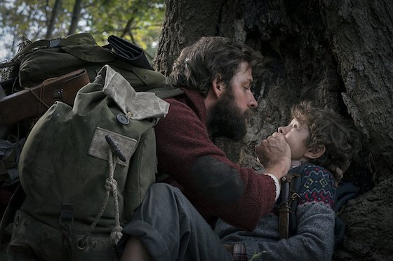 A Quiet Place (2018) - Movie Review