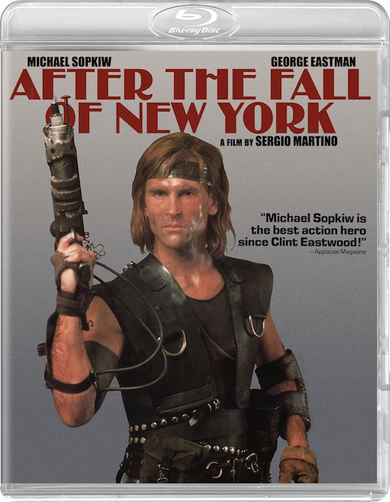 After the Fall of New York (1983) - Blu-ray Review