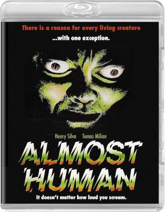 Almost Human (1974) - Blu-ray Review