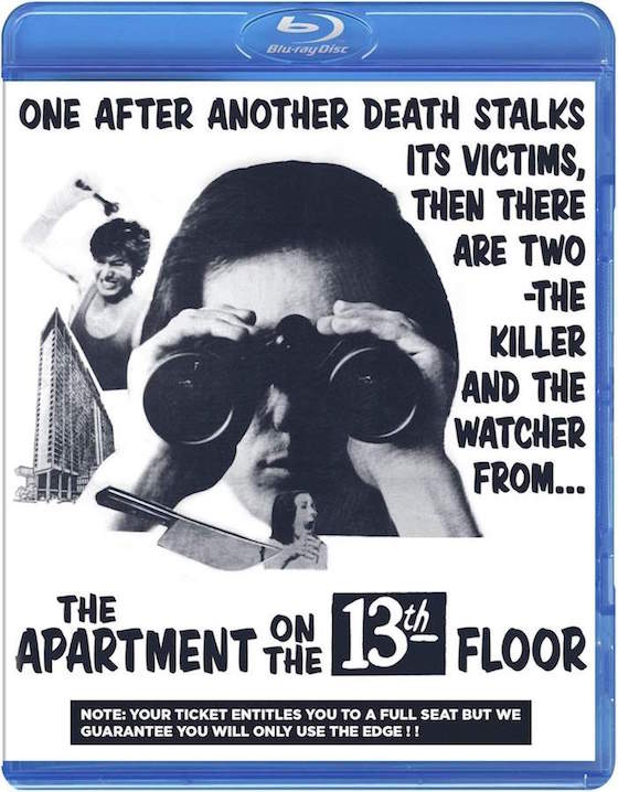 The Apartment on the 13th Floor - Blu-ray