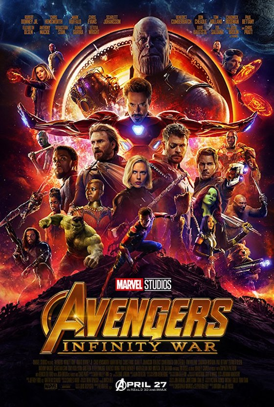 Avengers: Infinity War (2018) - Movie Review
