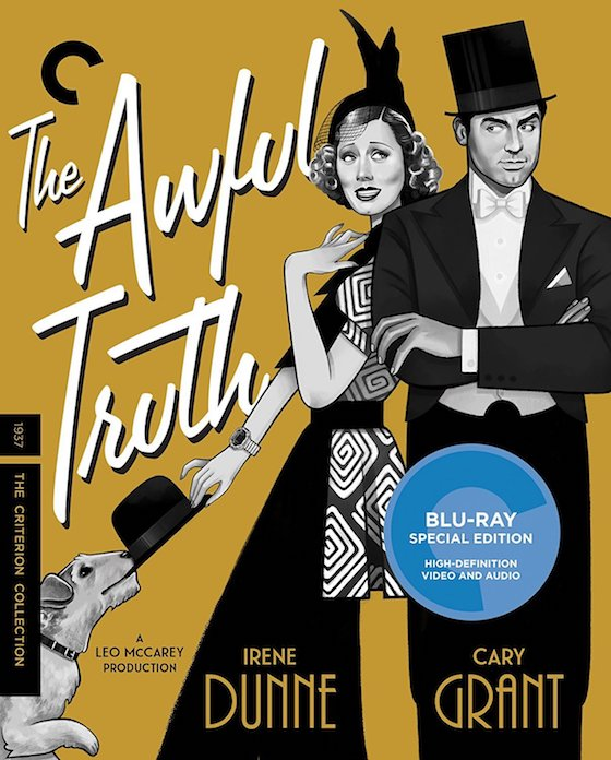 The Awful Truth (1937) - Blu-ray Review