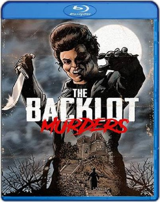 The Backlot Murders (2002) - Blu-ray Review