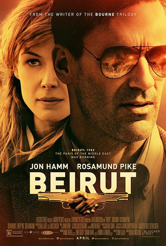 Beirut (2018) - Movie Review