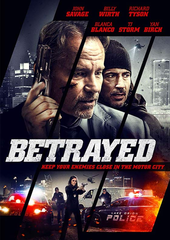 Betrayed - Movie Review