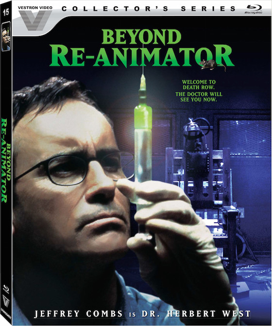 Beyond Reanimator (2003) - Vestron Video Collector's Series