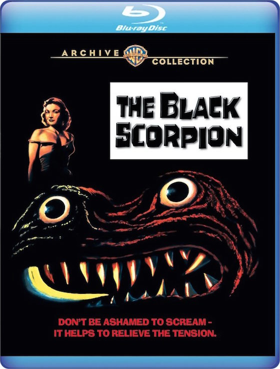 The Black Scorpion (1957) - Blu-ray Review