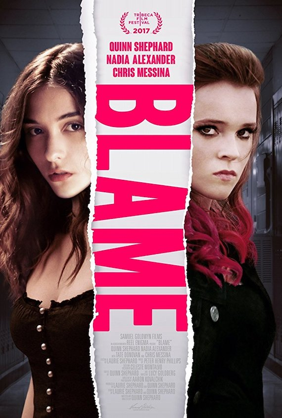 Blame - Movie Review