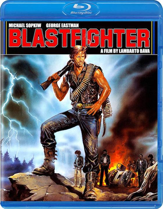 Blastfighter (1984) - Blu-ray Review