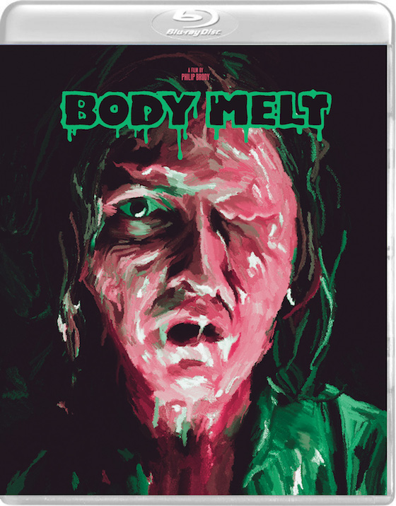 Body Melt (1993) - Blu-ray Review