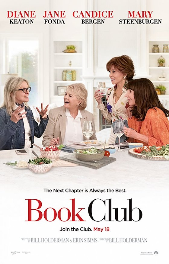 Book Club (2018) - Movie Review