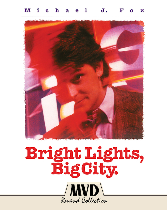 Bright Lights, Big City (1988) - Blu-ray Review
