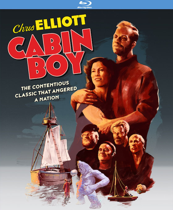 Cabiin Boy - Blu-ray Review
