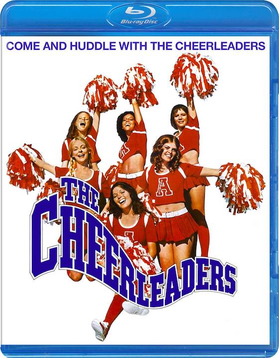 Cheerleaders (1973) - Blu-ray Review