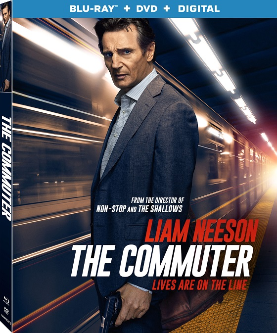 Commuter - Blu-ray Review