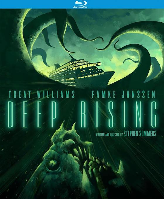 Deep Rising (1988) - Blu-ray Review