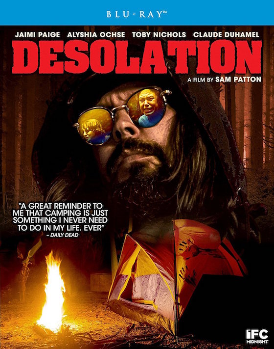 Desolation - Blu-ray Review