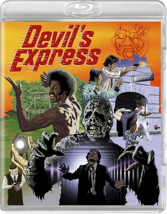 Devil's Express (1976) - Blu-ray Review