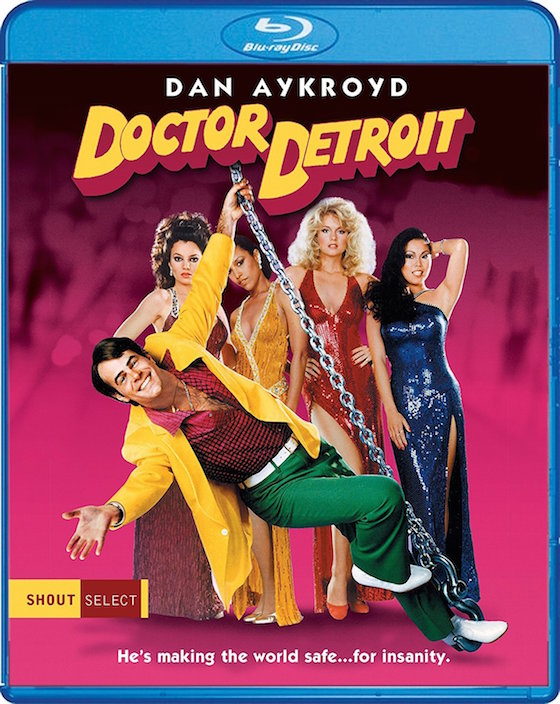 Doctor Detroit - Blu-ray Review