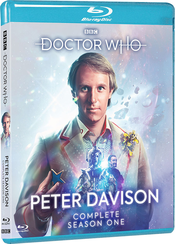 Doctor Who: Peter Davison - Somplete Season One