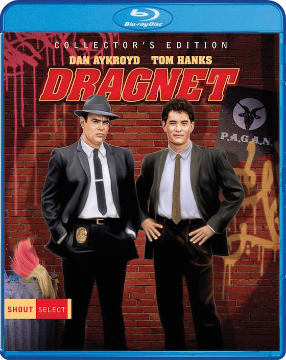 Dragnet (1987) - Blu-ray