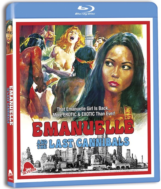 Emanuelle and the Last Cannibals (1977) - Blu-ray Review