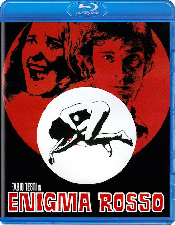 Enigma Rosso AKA Red Rings of Fear (1978) - Blu-ray Review
