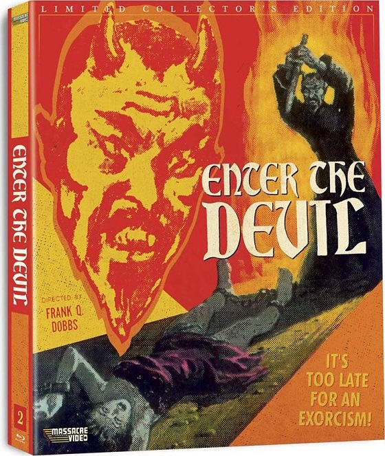 Enter the Devil (1972) - Blu-ray Review