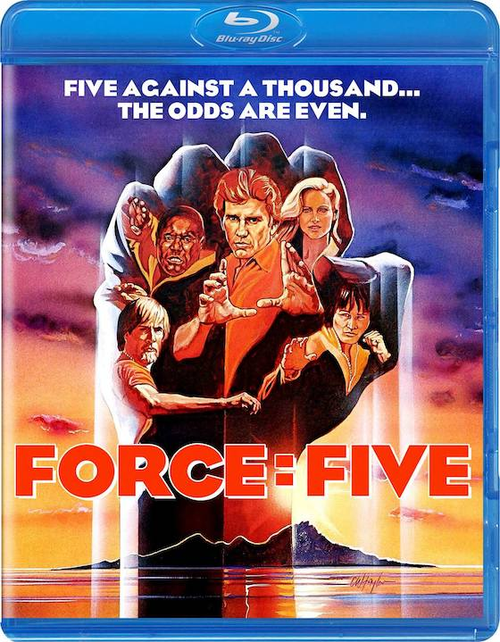 Force Five (1981) - Blu-ray