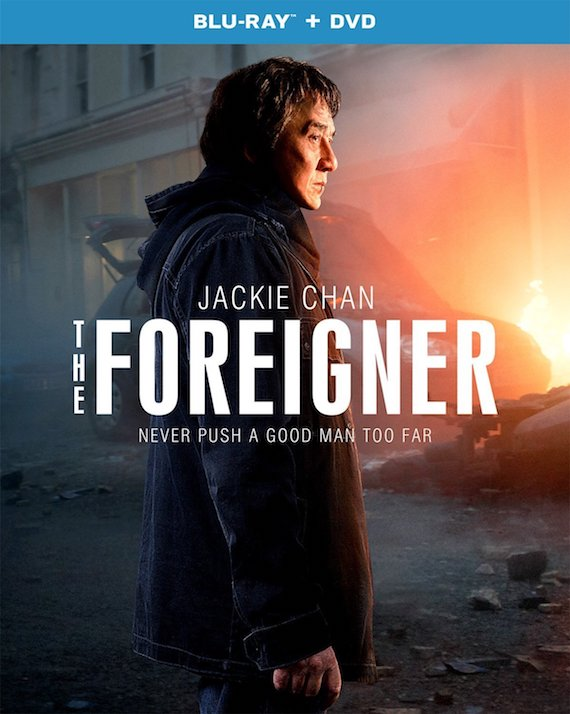 The Foreigner - Blu-ray Review