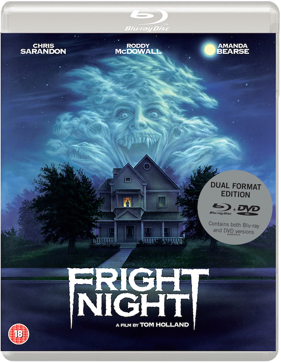 Fright Night (1985) - Blu-ray Review