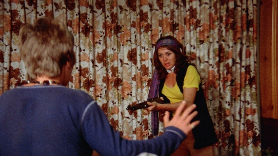 Fugitive Girls (1974) - Blu-ray Review