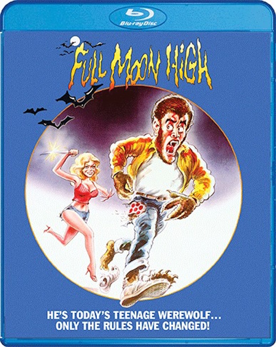 Full Moon High (1982) - Blu-ray Review