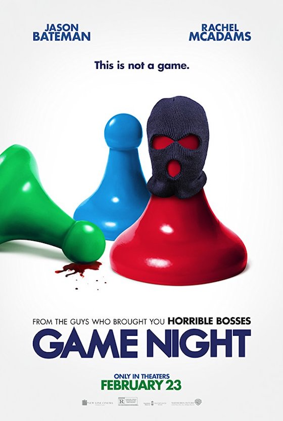 Game Night (2018) - Movie Review