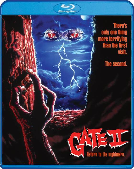 Gate II (1990) - Blu-ray Review