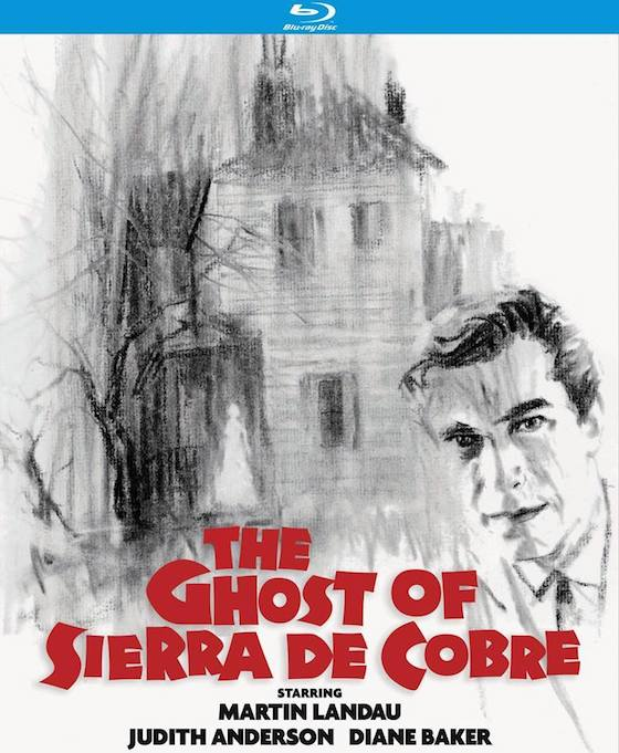 The Ghost of Sierra de Cobre (1964) - Blu-ray