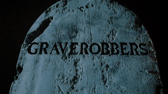 Grave Robbers (1988) - Blu-ray Review