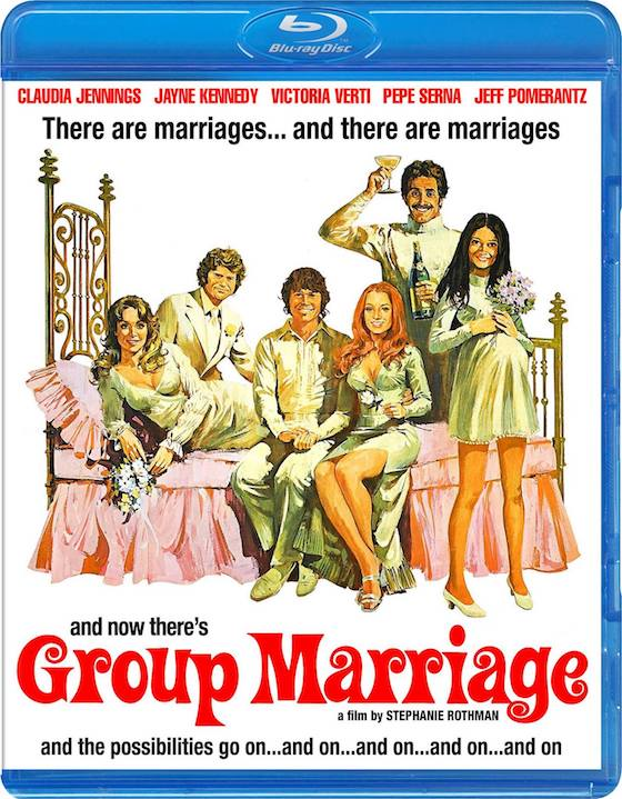 Group Marriage (1973) - Blu-ray Review