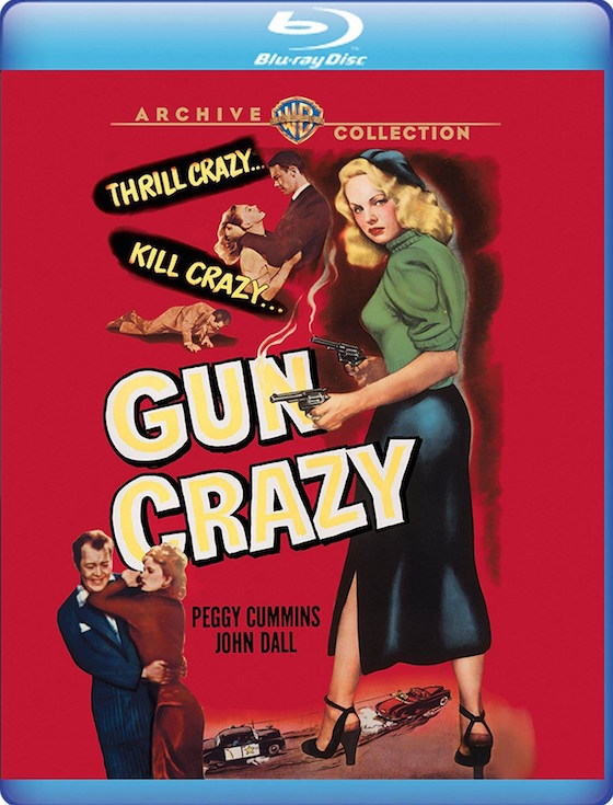 Gun Crazy (1950)- Blu-ray Review