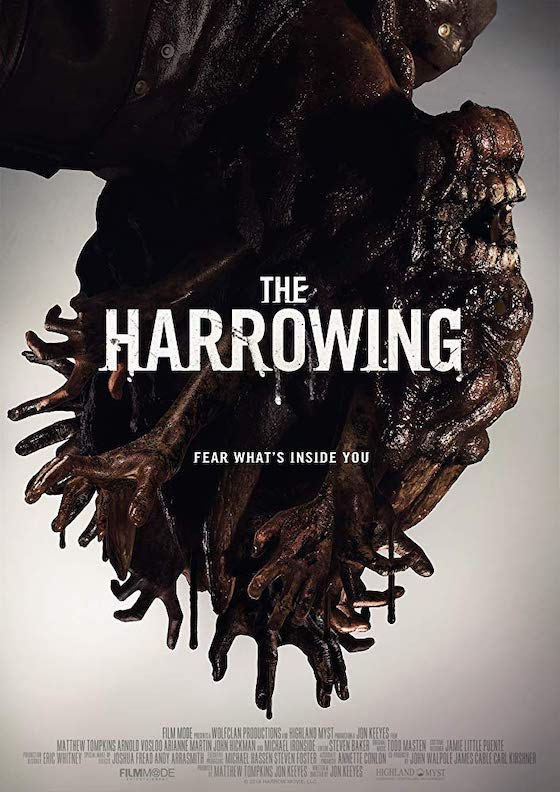 The Harrowing - Movie Review