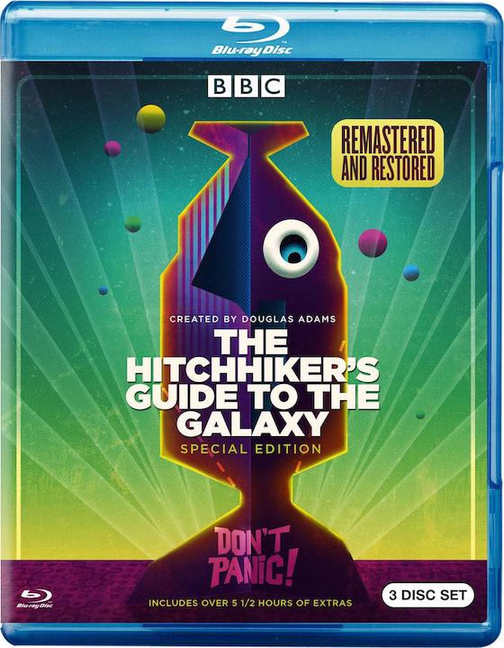 The Hitchhikers Guide to the Galaxy - Season One