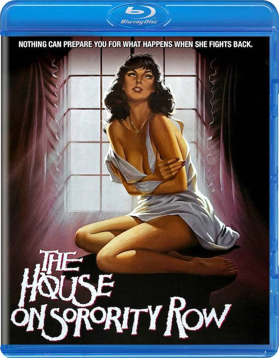 The House on Sorority Row (1983) - Blu-ray Review