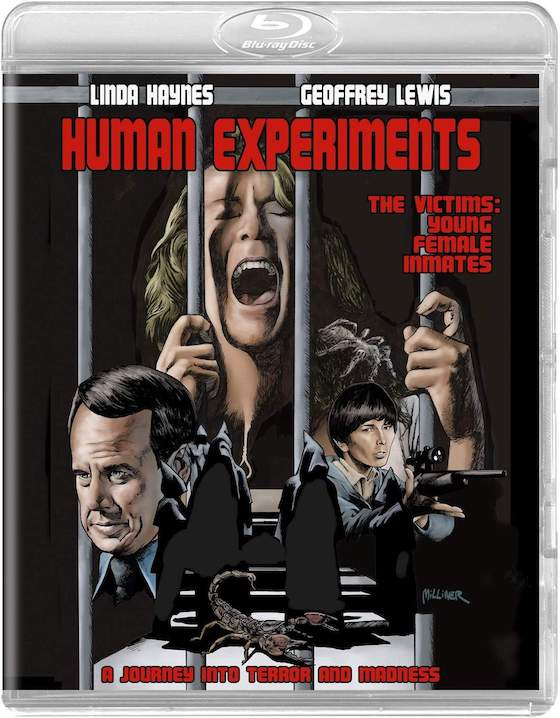 The Human Experiment - Blu-ray Review