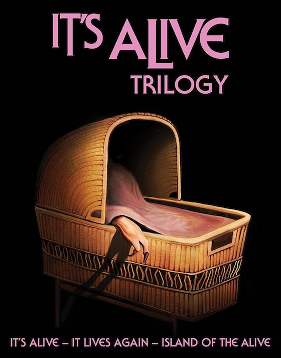 It's Alive Trilogy (1974-1987) - Blu-ray Review