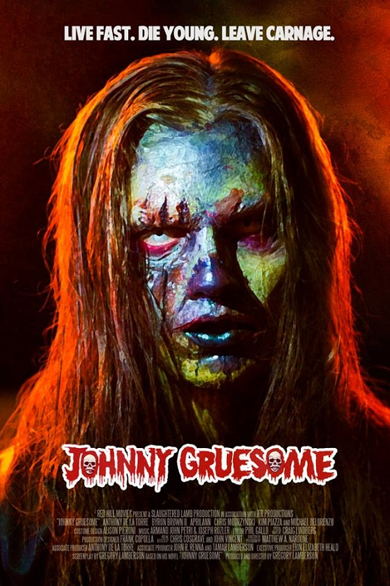 Johnny Gruesome - Movie Review