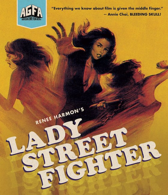 lady STreet Fighter (1981) - Blu-ray Review