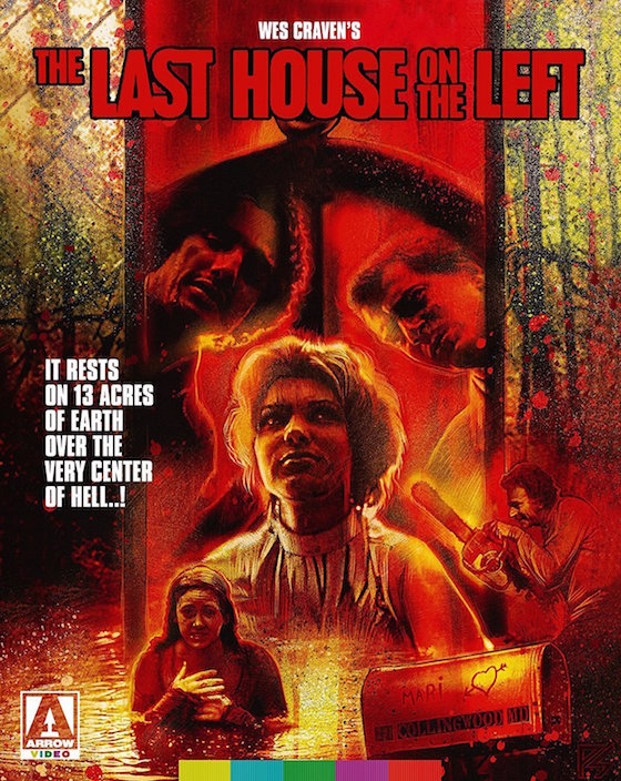 The Last House on the Left (1972) - Blu-ray Review