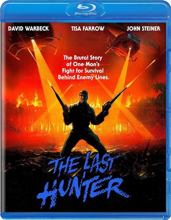 The Last Hunter (1980) - Blu-ray Details