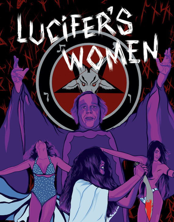 Lucifer's Women/Doctor Dracula Limited Edition - Blu-ray Review