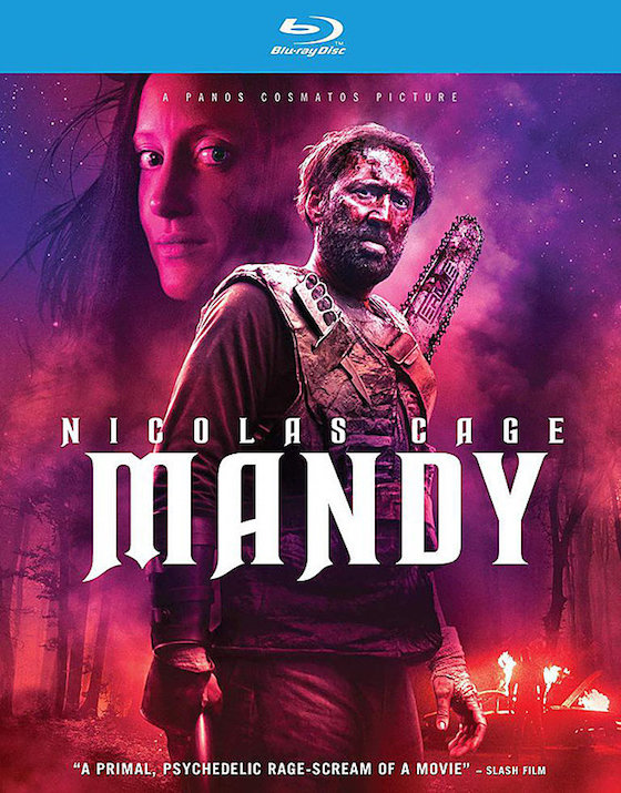 Mandy (2018) - Movie Review